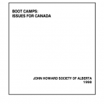Boot Camps: Issues for Canada (1998)