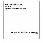 Harsh Reality of the Young Offenders Act (1999)