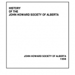 History of the John Howard Society of Alberta (1998)