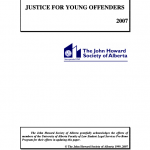 Justice for Young Offenders (2007)