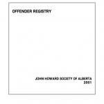 Offender Registry (2001)