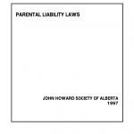 Parental Liability Laws (1997)