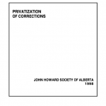 Privatization of Corrections (1998)