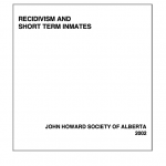 Recidivism and Short Term Inmates (2002)