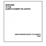 Response to the Alberta Summit on Justice (1998)