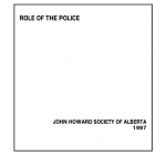 Role of the Police (1997)