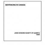 Sentencing in Canada (1999)
