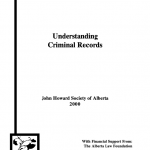 Understanding Criminal Records (2000)