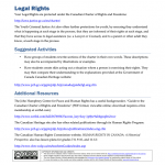 YCJA0206 - Legal Rights: Activities