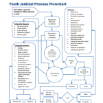 YCJA0214 - Exploring the YCJA: Youth Judicial Process Flowchart & Questions