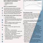 Fact Sheet: Extrajudicial Measures (2019)