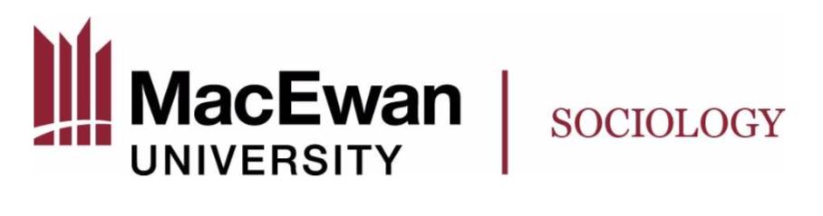 MacEwan University Sociology